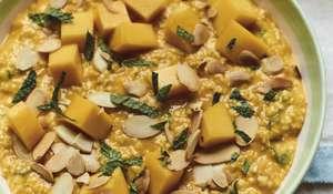 Nadiya Hussain's Mango Lassi Bircher Recipe | Family Favourites