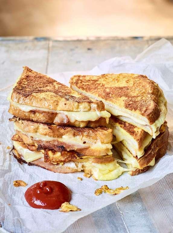 Nadiya Hussain's Savoury French Toast