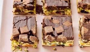 Nadiya Hussain Caramel Crunch Rocky Road Recipe | Nadiya Bakes