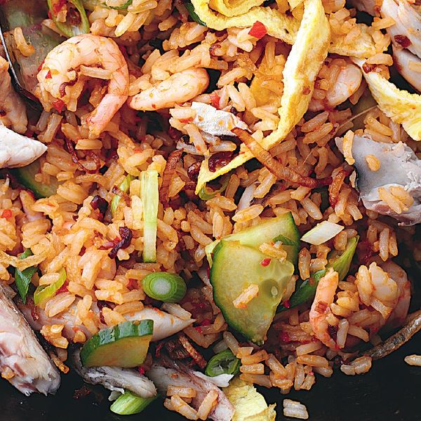 nasi goreng with mackerel the happy foodie