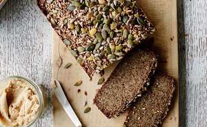 Quinoa and Chia Bread