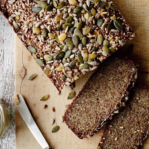 Quinoa And Chia Bread The Happy Foodie