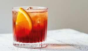 Negroni Sbagliato | Sparkling Italian Cocktail Recipe