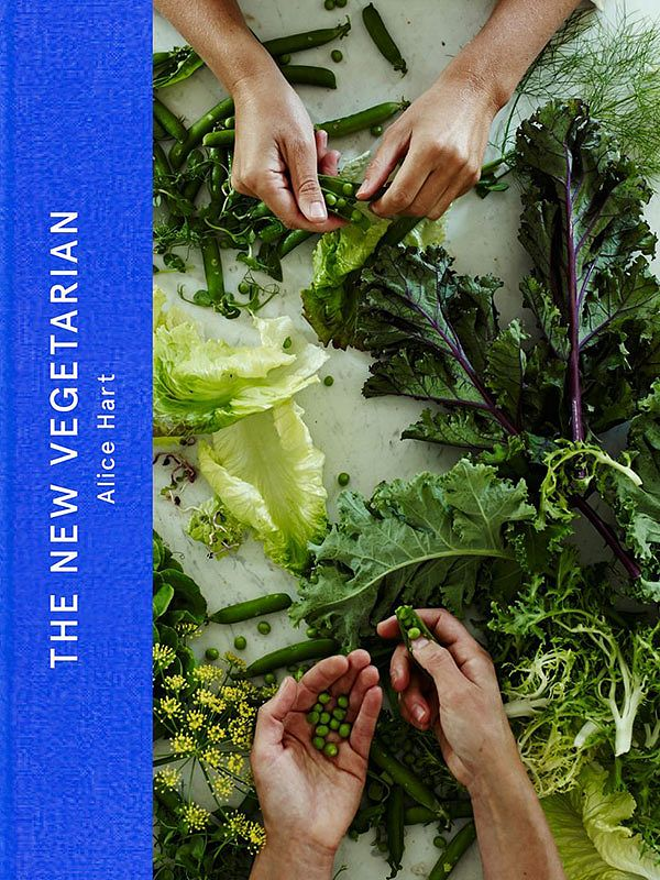 best veg and vegan cookbooks 2020 the new vegetarian alice hart