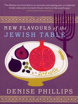 Cover of New Flavours of the Jewish Table