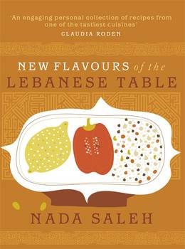 Cover of New Flavours of the Lebanese Table