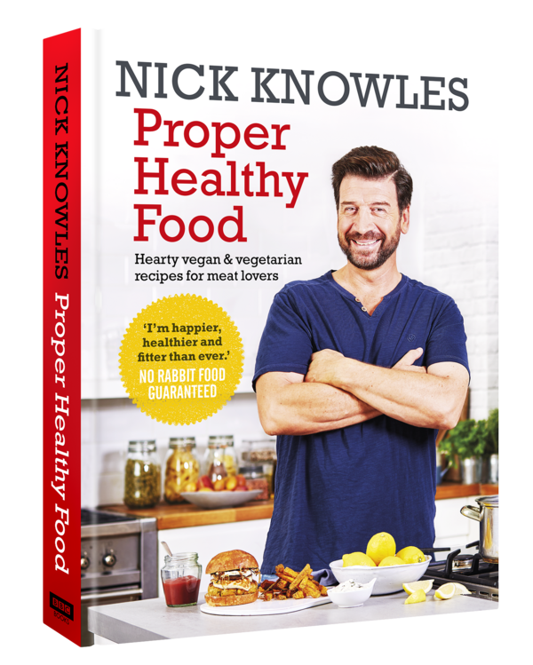 nick knowles proper healthy food