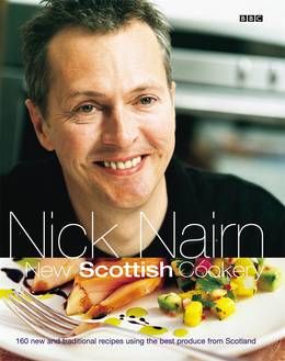 Cover of Nick Nairn's New Scottish Cookery