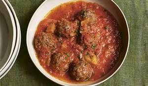Nigella Lawson's Black Pudding Meatballs Recipe | BBC2 Cook, Eat, Repeat