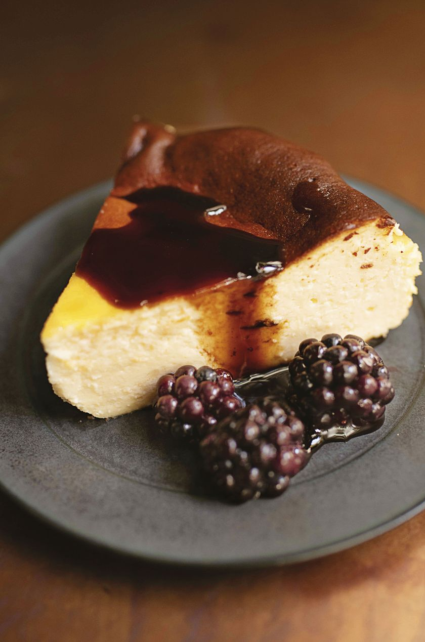 Nigella Lawson Burnt Basque Cheesecake Cook Eat Repeat