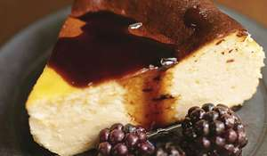 Nigella Lawson's Basque Burnt Cheesecake | BBC2 Cook, Eat, Repeat