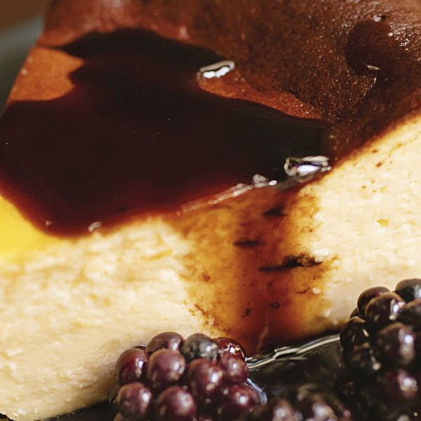 Nigella Lawson S Basque Burnt Cheesecake Bbc2 Cook Eat Repeat