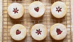 Nigella Lawson's Linzer Cookies | BBC2 Cook, Eat, Repeat