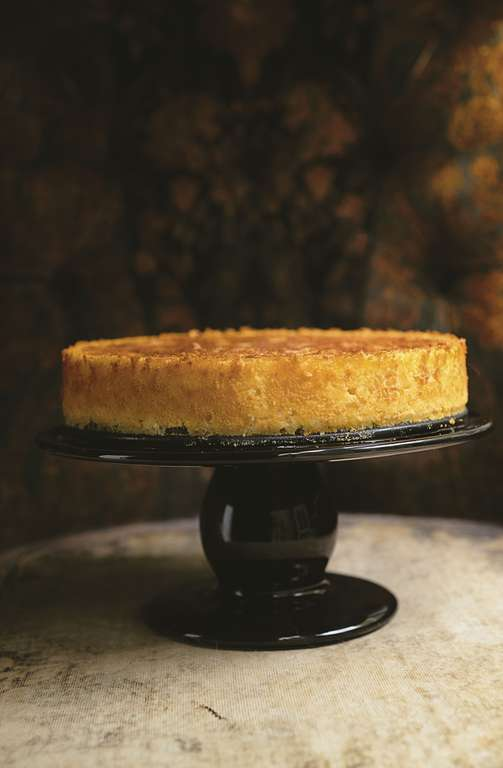 Nigella Lawson's Rice Pudding Cake