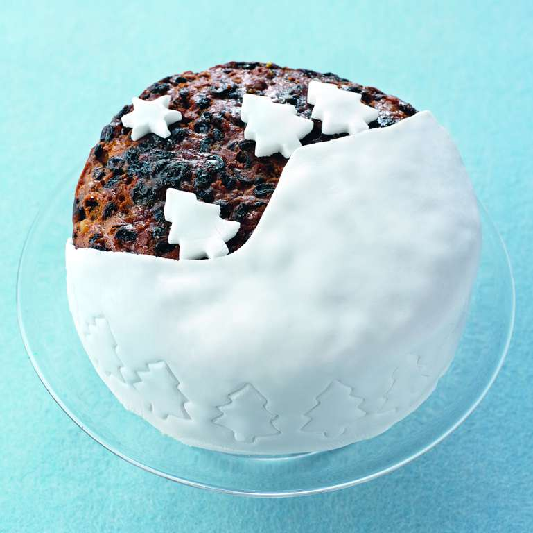 Nigella Lawson's Traditional Christmas Cake