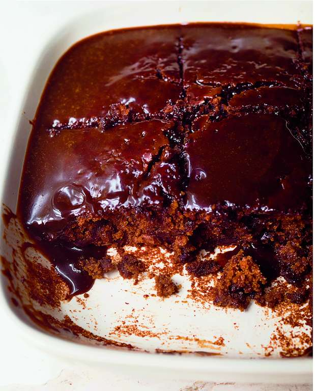 Chocolate Rice Pudding Nigella