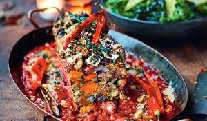Jamie Oliver Nut Roast | Vegetarian Christmas Recipe