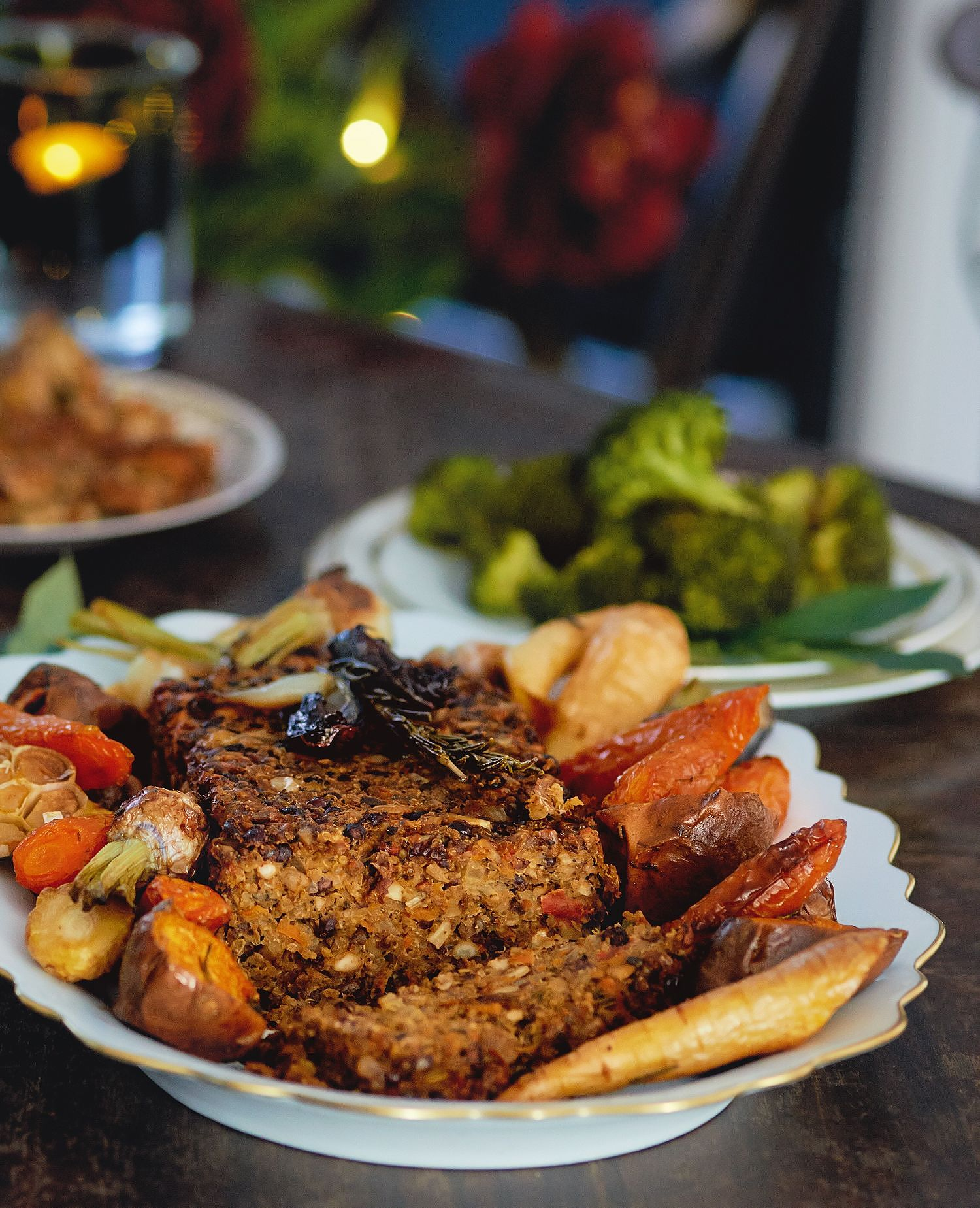 8 Meat-Free Vegetarian Christmas Dinner Main Recipes