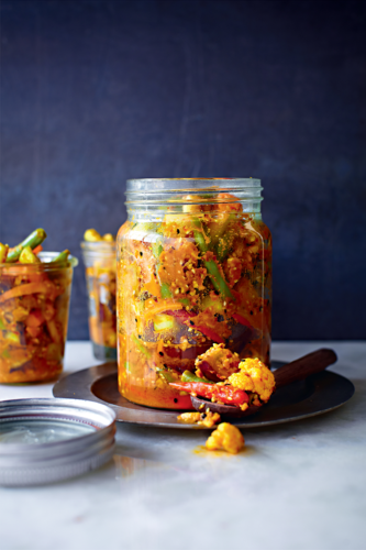 Nyonya Vegetable Pickle from Amazing Malaysian