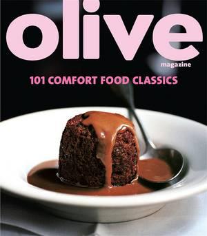 Cover of Olive: 101 Comfort Food Classics