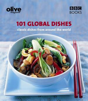Cover of Olive: 101 Global Dishes