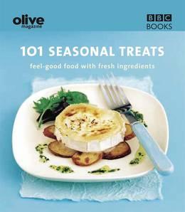 Cover of Olive: 101 Seasonal Treats