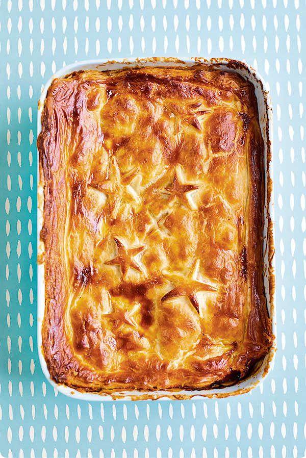 20 best recipes 2019 quick chicken chorizo leek pie the quick roasting tin rukmini iyer