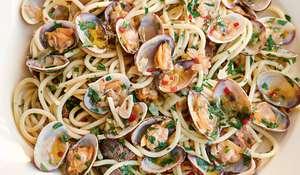 Spaghetti Alle Vongole Bianco