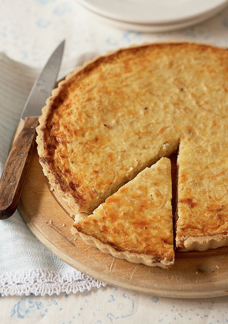 onion gruyere tart best indoor picnic recipes annabel family cookbook
