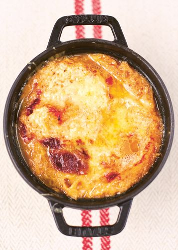 French Onion Soup from Tim Hayward's The DIY Cook