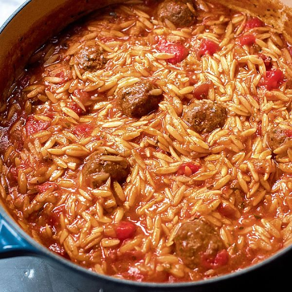 Nigella Lawson S Delicious One Pot Recipe For Orzo With Meat Is A Comforting And Warming Pasta Dish Perfect For Wintry Weekend Cooking