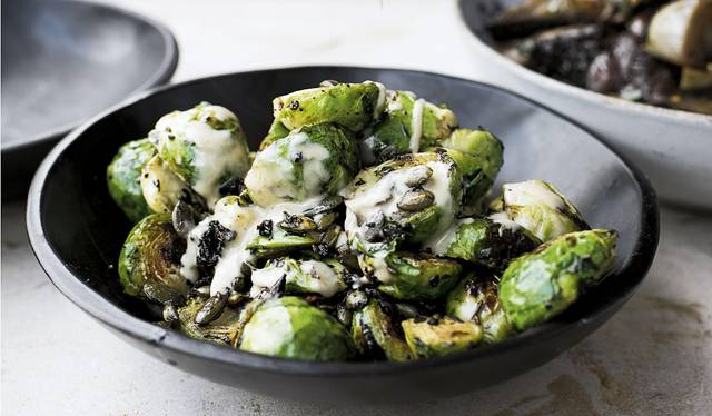Easy Creative Christmas Dinner Side Dishes From Ottolenghi Simple