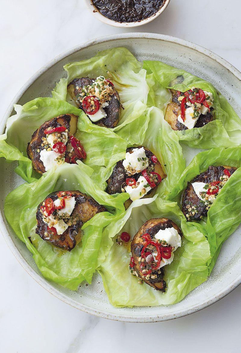 ottolenghi black garlic recipes cabbage tacos flavour cookbook