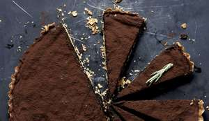 Ottolenghi Chocolate Tart | Ottolenghi dessert recipe