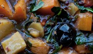 One-Pot Iranian Vegetable Stew with Dried Limes | Ottolenghi