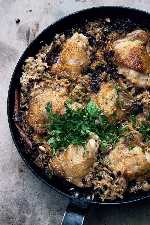 ottolenghi one tray chicken