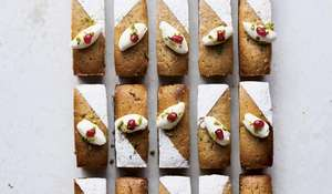 Ottolenghi Persian Love Cakes | Baking Recipes