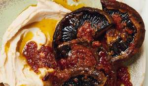 Portobello Mushroom Steaks Recipe | Ottolenghi FLAVOUR
