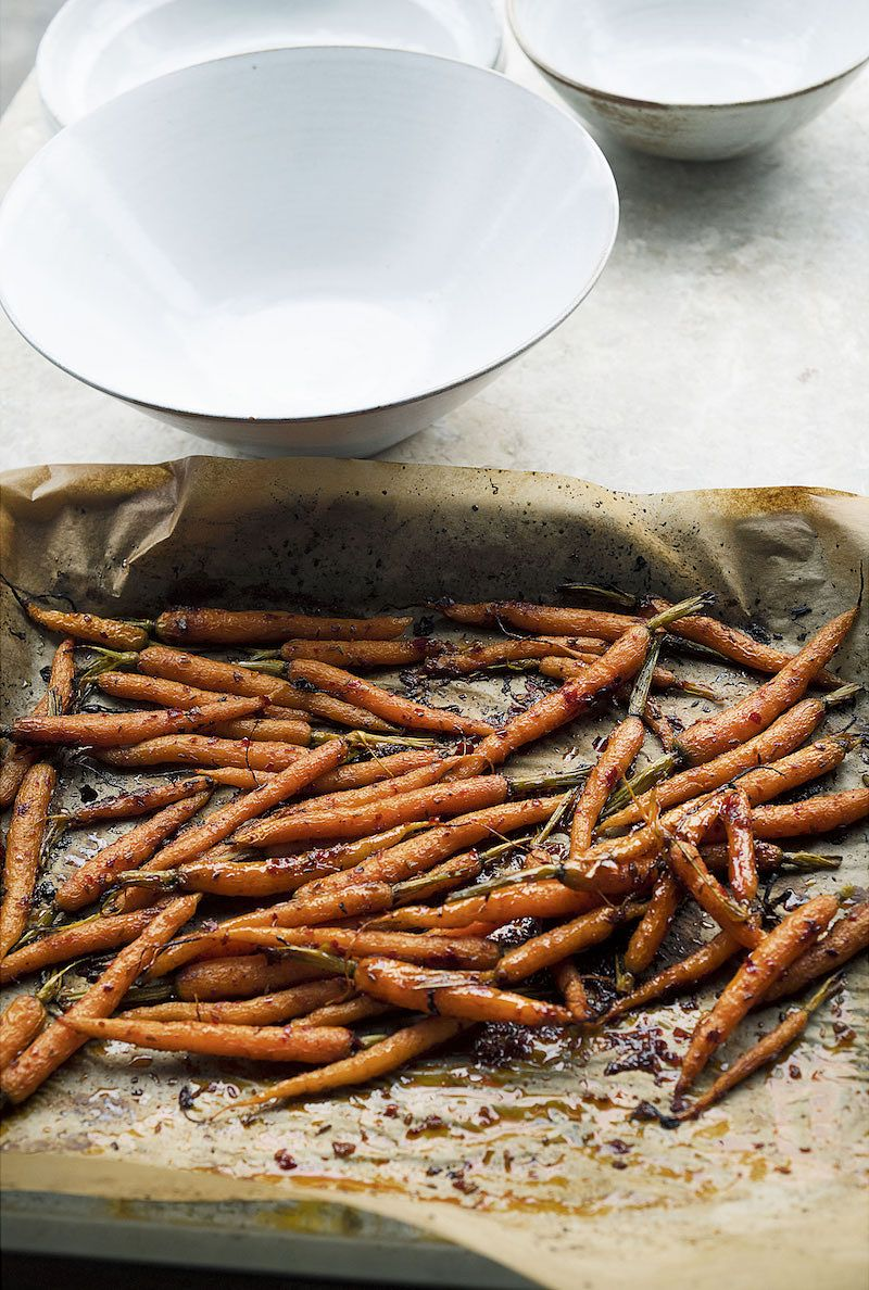 best ottolenghi harissa recipes roasted carrots with harissa pomegranate ottolenghi simple
