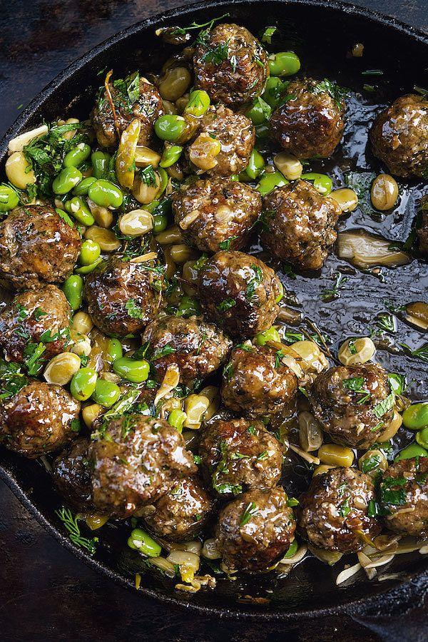 ottolenghi beef meatballs