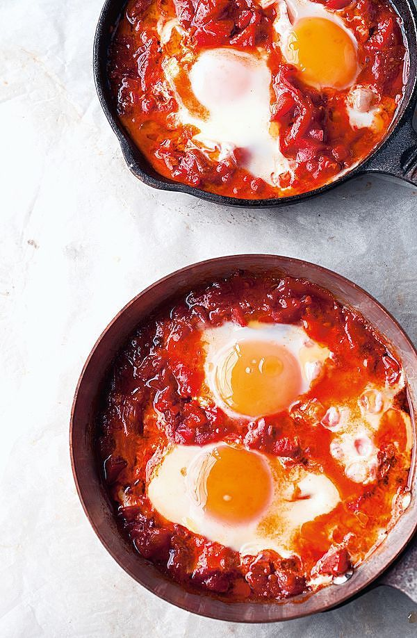 10 ultimate vegetarian Ottolenghi recipes shakshuka jerusalem