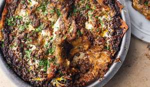 Ottolenghi Spicy Mushroom Lasagne Recipe | ITV Saturday Kitchen