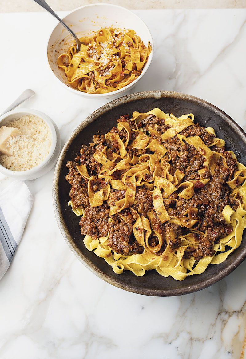 The Ultimate Traybake Ragù ottolenghi flavour cookbook