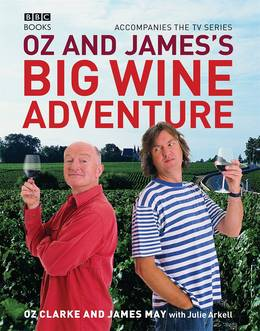 Cover of Oz and James's Big Wine Adventure