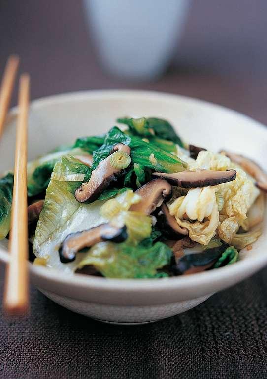 Vietnamese-style Stir-fried Vegetables