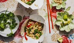 Chris Bavin's Pad Thai | Quick Healthy Noodle Recipe