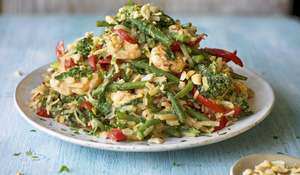 Prawn Pad Thai Recipe | Eat Well For Less