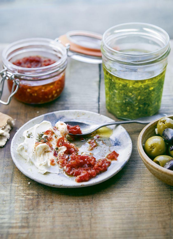 Authentic Palestinian Recipes | Shatta Condiment