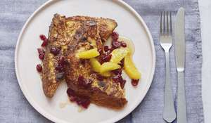 Panettone Perdu | Easy French Toast Recipe
