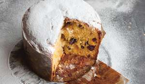 Traditional & Authentic Italian Panettone Recipe | James Morton